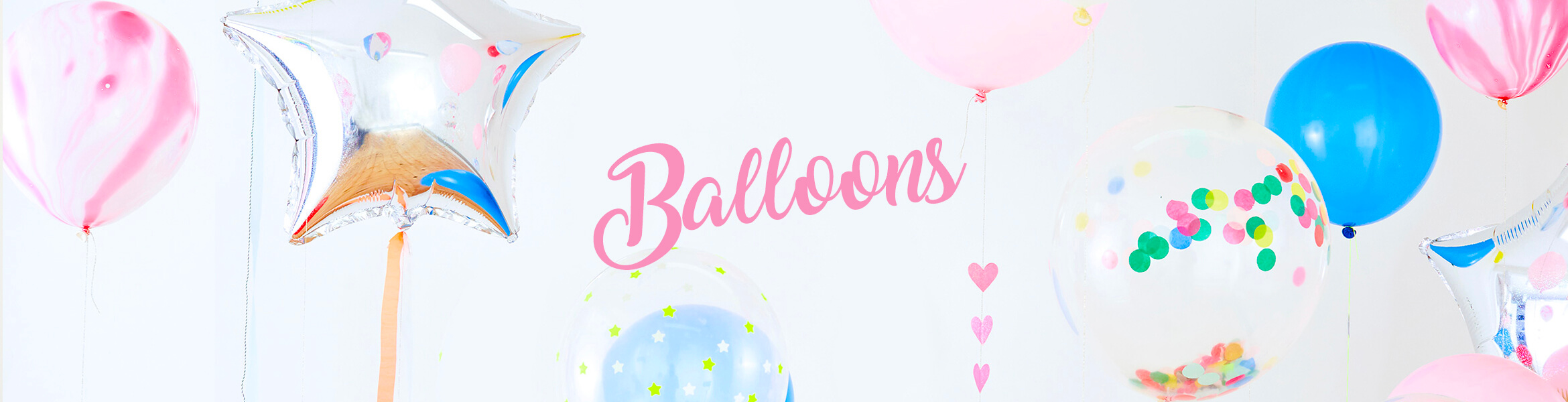 Helium balloons with delivery in UAE